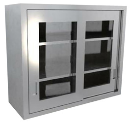 SGDWC Sliding Glass Door Wall Cabinet