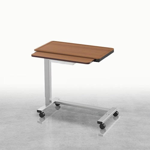 Split-Top Overbed Table