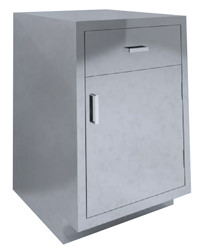 SBC-A2 Base cabinet with drawer