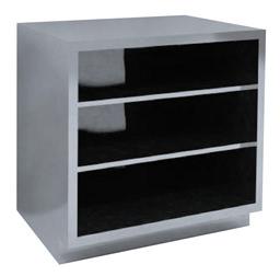 SBC-A6 Open Face Base Cabinet