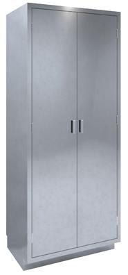 SHC-A3 Dual Solid Door High Cabinet