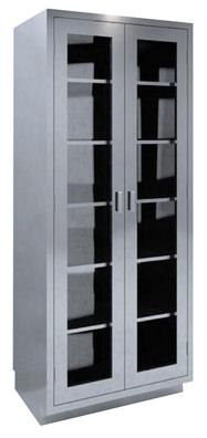 SHC-A4 Dual Door Glass Door High Cabinet