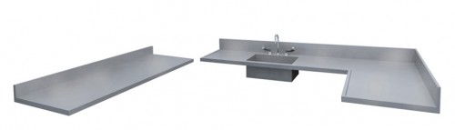 SS Counter Top