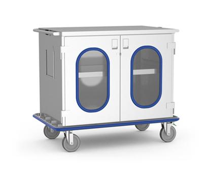Closed Case Carts