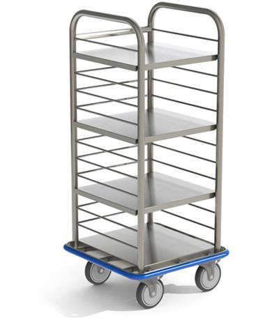 Open Case Cart