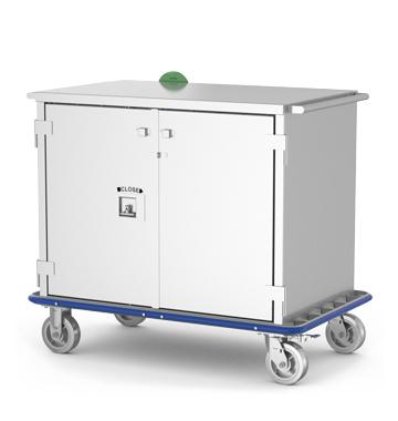 Sealed Case Cart