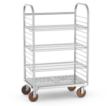 Sterilizer Cart