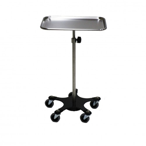 SO-710 Caster Base Mayo Stand