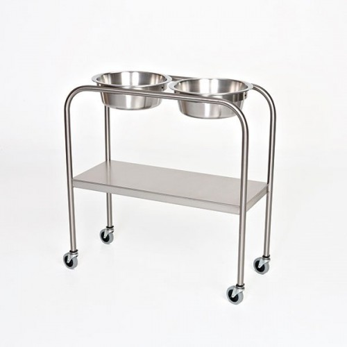 SSC-111 Double Basin Solution Stand