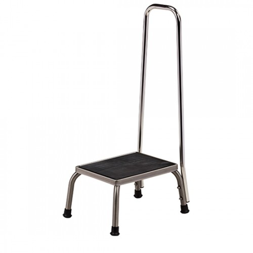 SSC-219H Handrail Stainless Steel Step stool