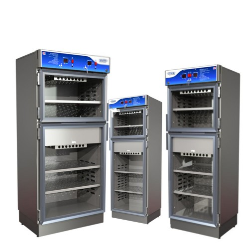 Warming Cabinet - Dual Chamber
