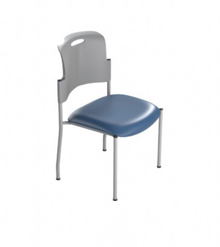 iPAC Plastic Back Stackable Seating