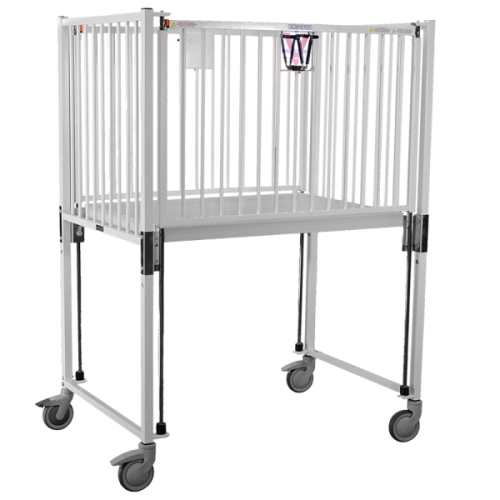 Standard 2-Side Drop Crib
