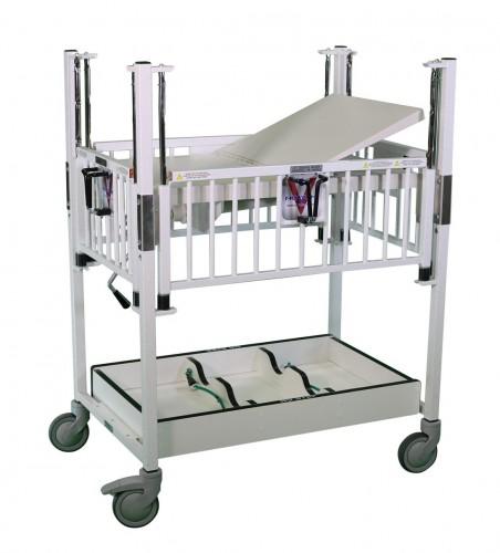ICU 4 Side Drop Neonatal Cribette