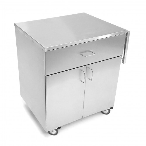 SO3020 SS Labor and Delivery Cart