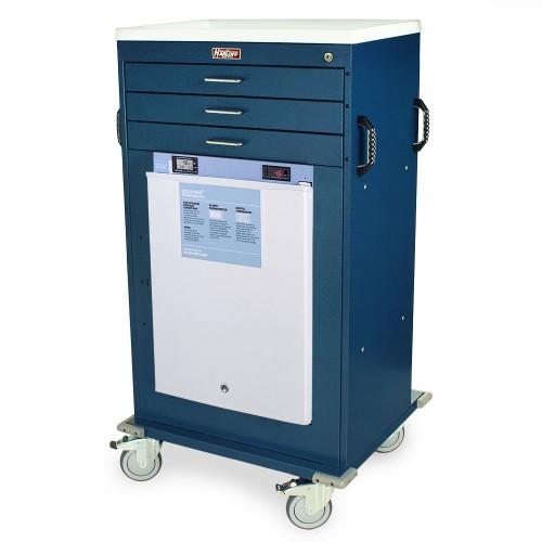 VR4300K-AC Vaccine Refrigerator Cart