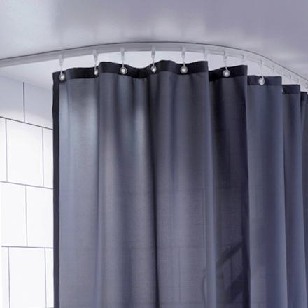 J-Track Shower Curtain rail