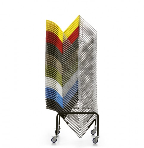 960 - Net Stacking Chair