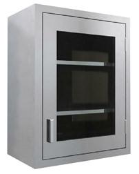 SGDWC Single Glass Door Wall Cabinet