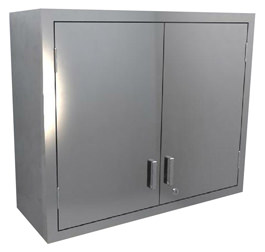 DSDWC Dual Solid Door Wall Cabinet