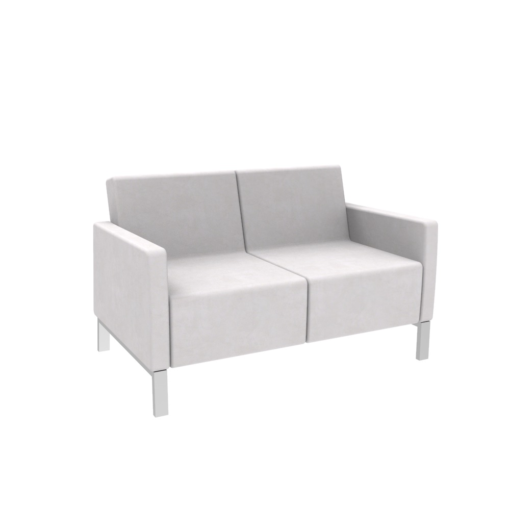 Canaveral Lounge Seating 2-Seater with arms